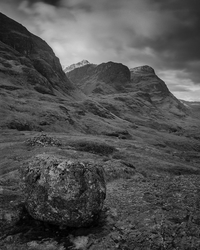 The Study, Pass of Glencoe