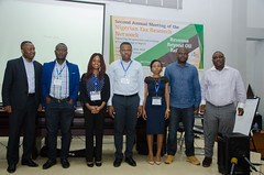 NTRN Research Grantees during the 2nd NTRN Conf_Abuja 2018