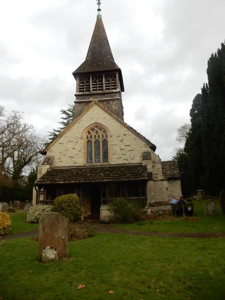 Leigh Church Holmwood to Reigate