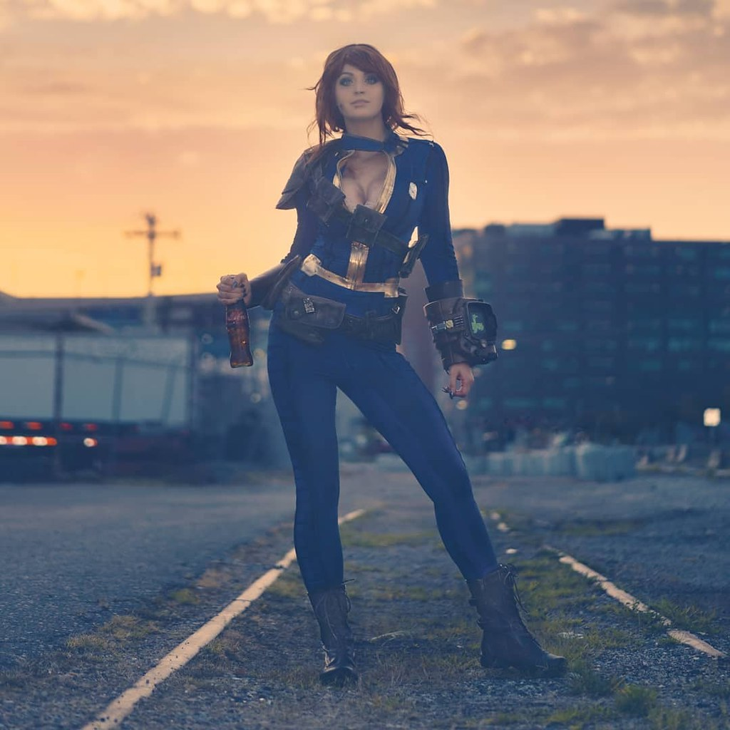 Cosplay sexy fallout 10 Cosplays