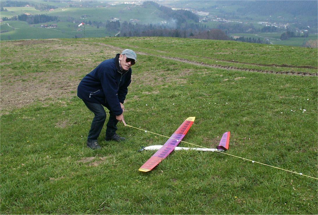 Hangsegelflug Wettbewerb 2006