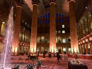 National Building Museum after hours | by TheGasHaus