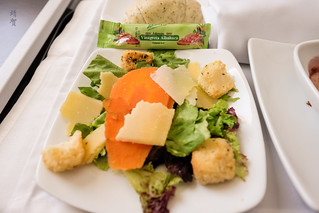 Salad with croutons and cheese | by A. Wee
