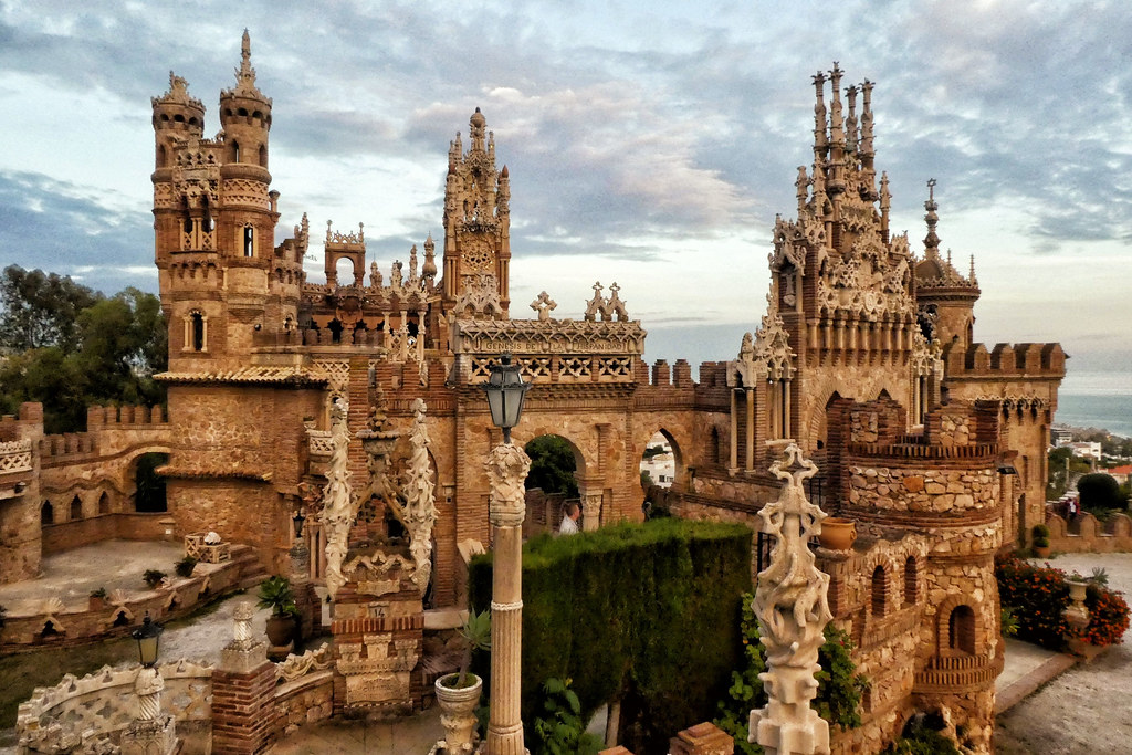 The Most Spectacular Castles in the World Barcelona-Home