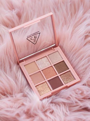 stylelab kbeauty 3CE Overtake eyeshadow palette pink-19 | by stylelab1