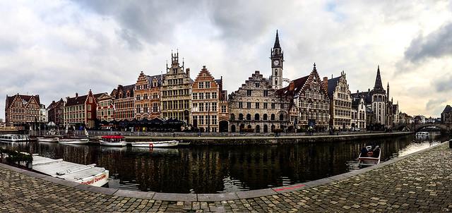 Ghent, The Gem Of Belgium