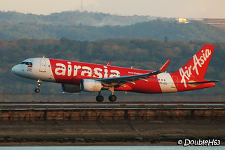 PK-AZG A320 Airasia DPS | by DoubleH63