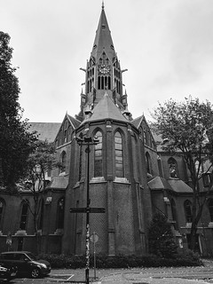 Converted church, Amsterdam