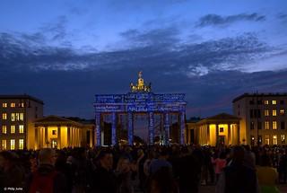 Brandenburger Tor I [DE] Berlin I 06.10.2018 | by Philip Jurke