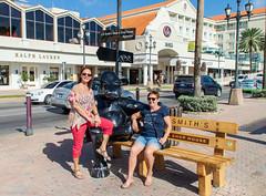 Oranjestad auf Aruba