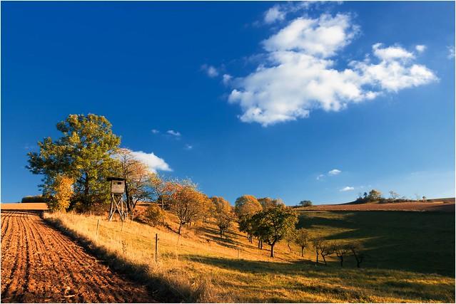 Herbstwolke
