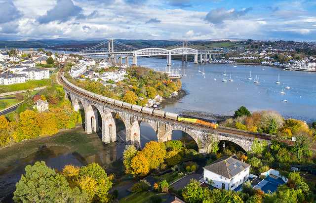 Coombe by Saltash cement
