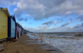 High tide | by Phil Gyford