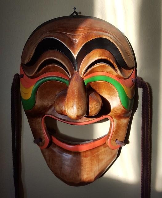 Happy Mask