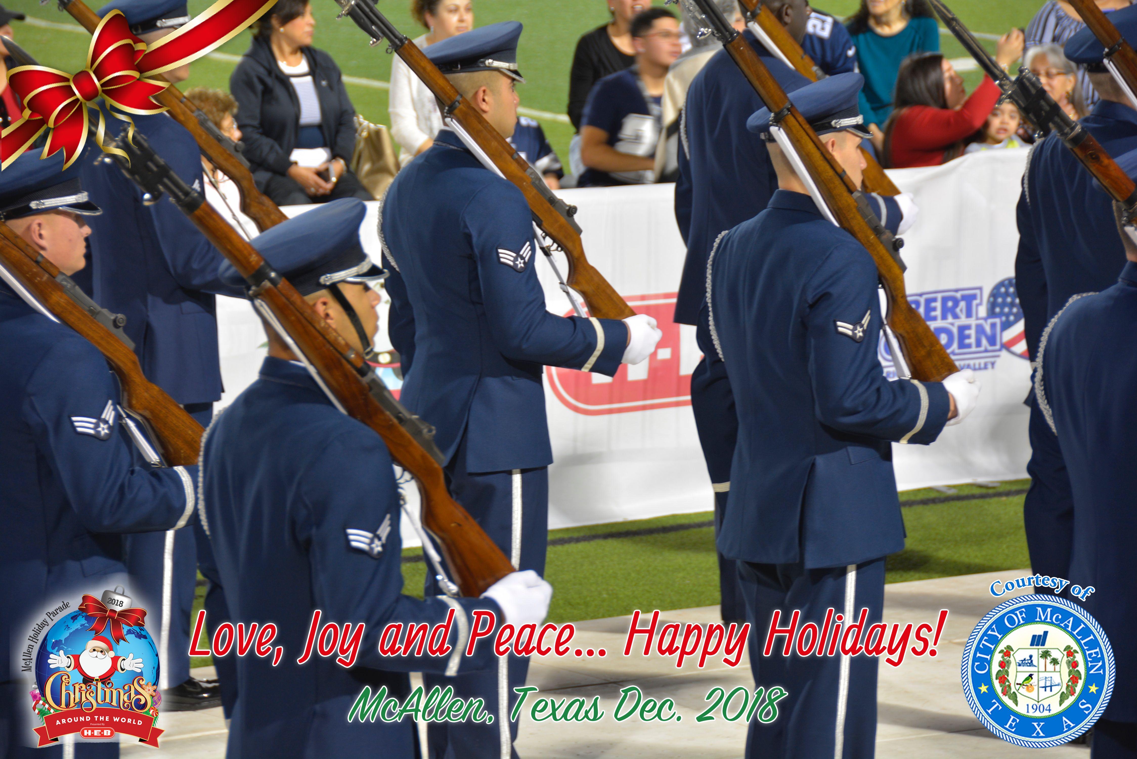 McAllen Holiday Parade 2018 — Part 7