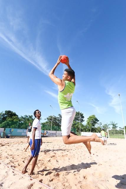 JUBs Jogos de Praia - Beach Hand