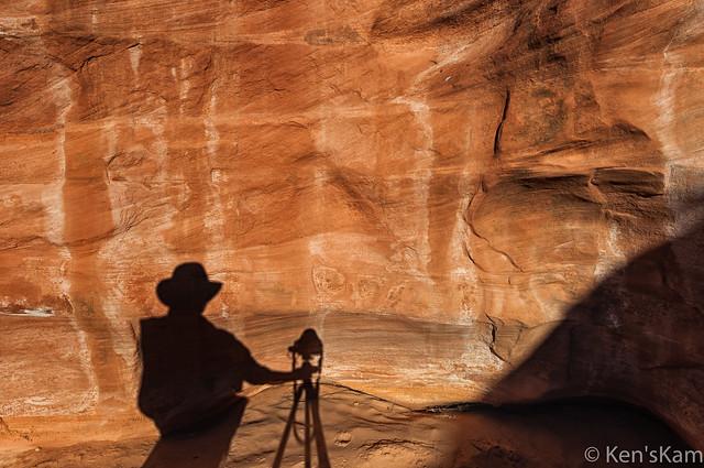 Shadow Photographer