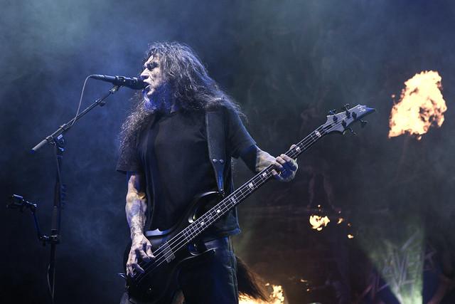 Slayer. Oslo Spektrum. 06.12.18