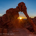 Elephant Rock Sunrise, Valley of Fire S.P., Nevada by zellerw0