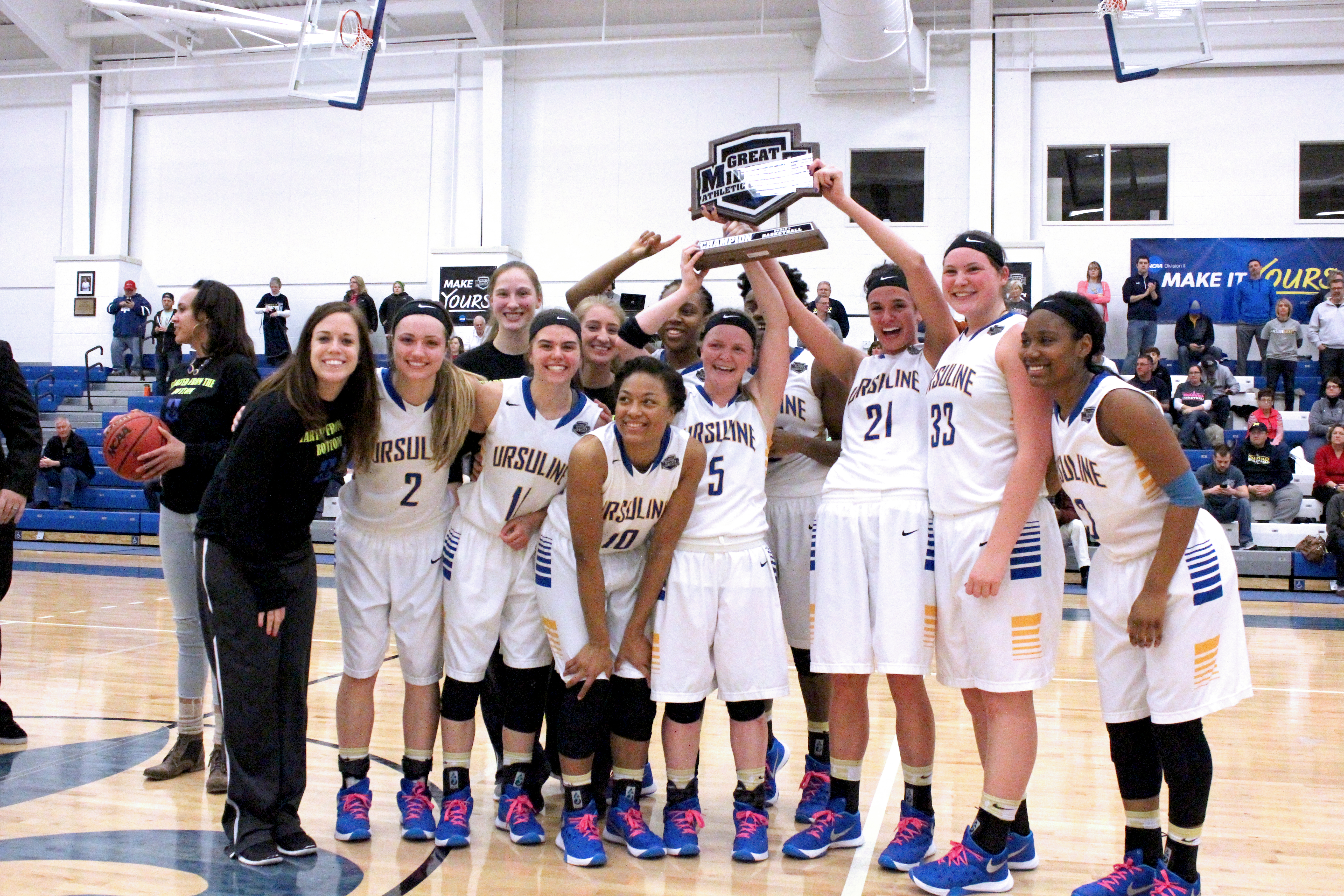 Basketball Conference Champs
