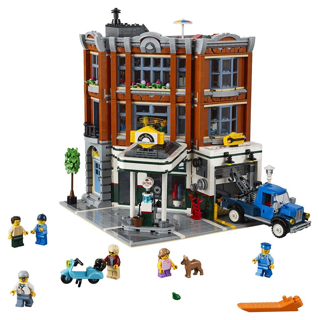 LEGO Creator Expert Corner Garage [10264]