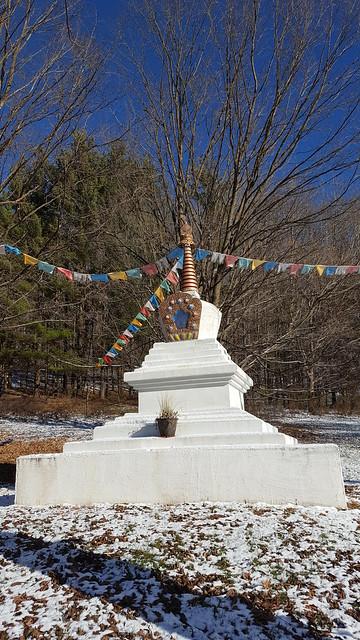 Wisconsin Stupa