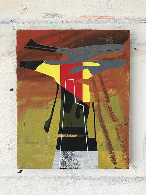 Jim Harris: Kimble Wick.