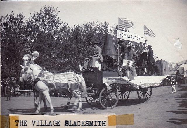 SCN_0161 1899 Sept Pville Jubilee The Village Smith
