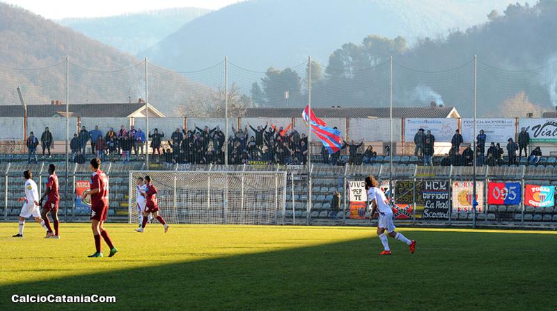 Un'immagine della gara dello scorso campionato disputata a Rieti