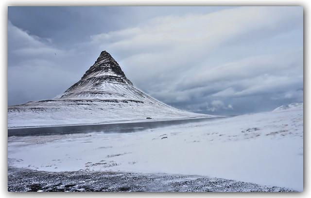 Island Kirkjufell