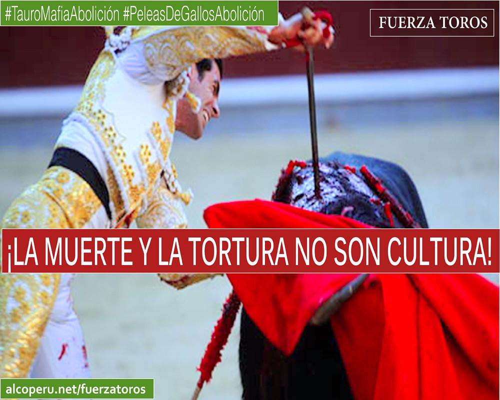 Corridas de toros: ¿Patrimonio cultural del Perú?