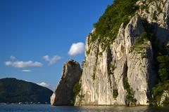 Danube near Tabula Traiana