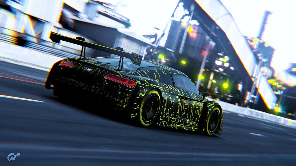 Jp Performance Audi R8 Gran Turismo Sport Nicolas Flickr