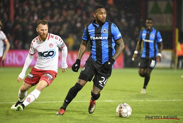 KV Kortrijk - Club Brugge 15-12-2018