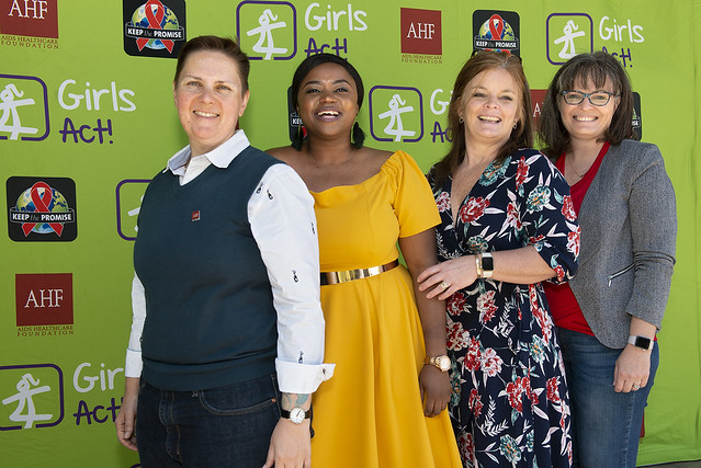 South Africa - International Day of the Girl