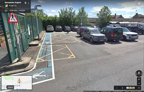 Spotted on Google Streetview | by epredator