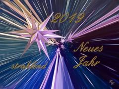 Neujahrsgruß / New Year Greeting 2019