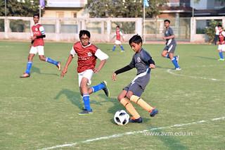 Inter House Football Competition 2018-19 9 (13) | by Atmiya Vidya Mandir