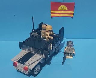 Humvee Variant(Urban camo)