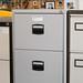 2 drawer filing cabinet E80