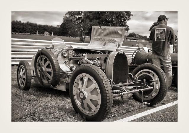 Vintage Grand Prix Racer