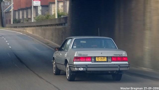 Chevrolet Celebrity CL 1988