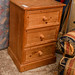 Solid pitch pine unit E80