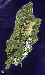 The Isle of Man. Original from NASA. Digitally enhanced by rawpixel.