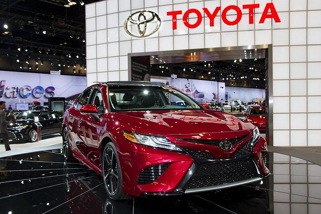 Toyota Shares Looking Bearish after 1.7 Million Vehicle Recall