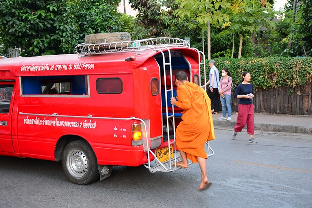Buddhist travels (Chiang Mai, Thailand 2018)