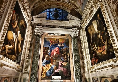 Caravaggion maalauksia Popololla | by helipekkarinen