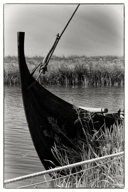 Wickingerschiff / Viking Ship