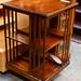 Bookshelf on castors E100