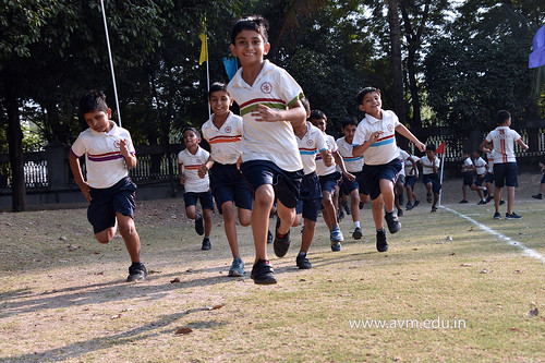 Inter House Football Competition 2018-19 7 (22) | by Atmiya Vidya Mandir